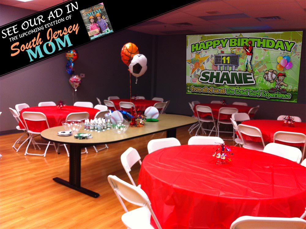 Total Sports Experience Birthday Parties