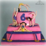 Victoria Gymnastics Birthday Party
