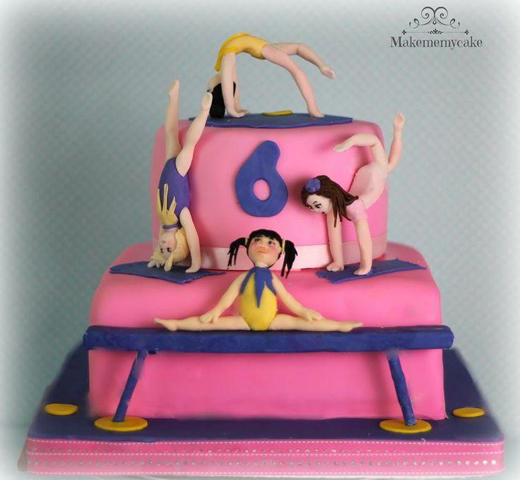 Victoria Gymnastics Birthday Party