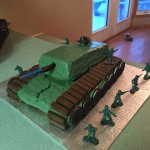 Army Guy Birthday Party Ideas