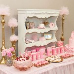 Ballerina 1st Birthday Party Ideas