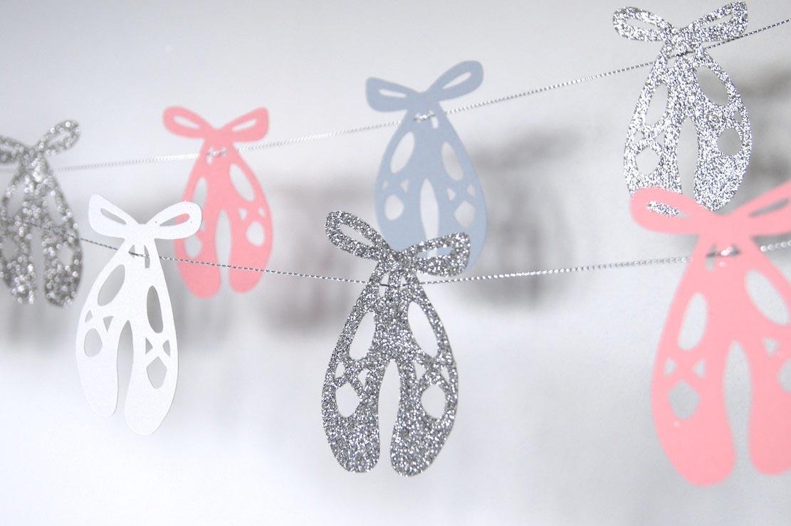Ballerina birthday party centerpieces home party ideas for Ballerina decoration ideas