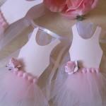 Ballerina Birthday Party Favors