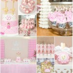 Ballerina First Birthday Party
