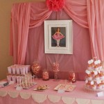 Ballerina Themed Birthday Parties