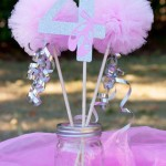 Ballerina Themed Birthday Party Supplies