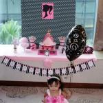 Barbie Ballerina Birthday Party Supplies
