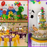 Barney Birthday Party Ideas