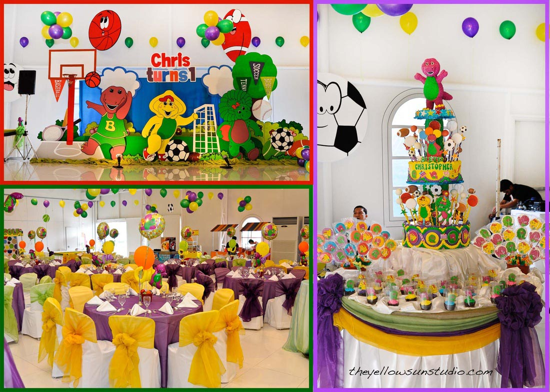 Party Ideas For 2 Year Old Birthday Party Ideas