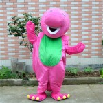 Barney Characters for Birthday Parties