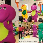 Barney for Birthday Party