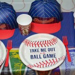 Baseball Party Ideas for Birthday