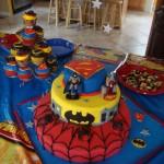 Batman Superman Birthday Party Ideas
