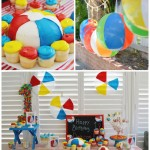Beach Themed Birthday Party Decorations