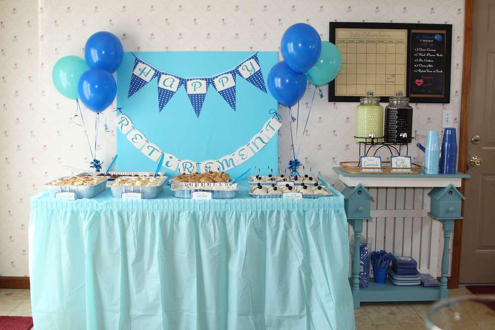 beach themed retirement party ideas home party ideas