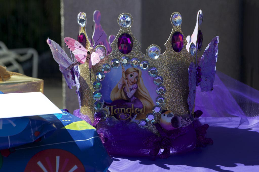 Birthday Party Ideas for Tangled Theme