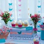 Butterflies Themed Birthday Party