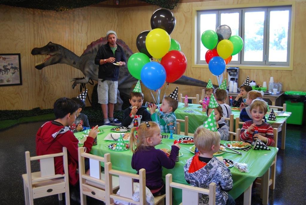 Butterfly House Birthday Party
