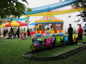 Carnival Themed Graduation Party