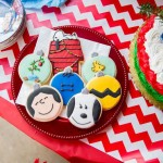 Charlie Brown Christmas Birthday Party
