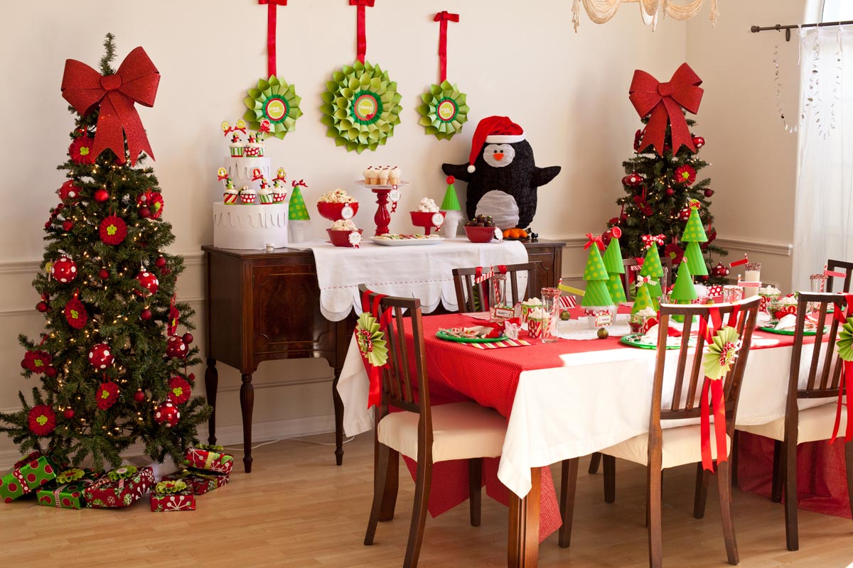 Christmas Birthday Party.Christmas Birthday Party Themes Home Party Ideas