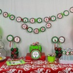 Christmas Themed Birthday Party Ideas