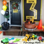 Construction Birthday Party Ideas Homemade
