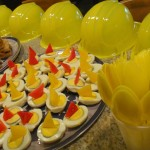 Construction Themed Birthday Party Food Ideas