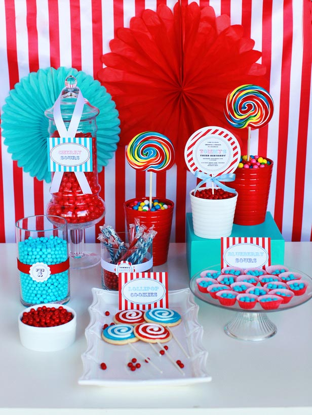 Cool Birthday Party Themes
