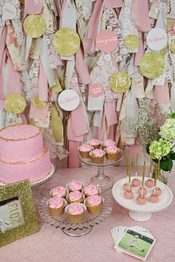Cool graduation party themes home party ideas for Home party decorations ideas