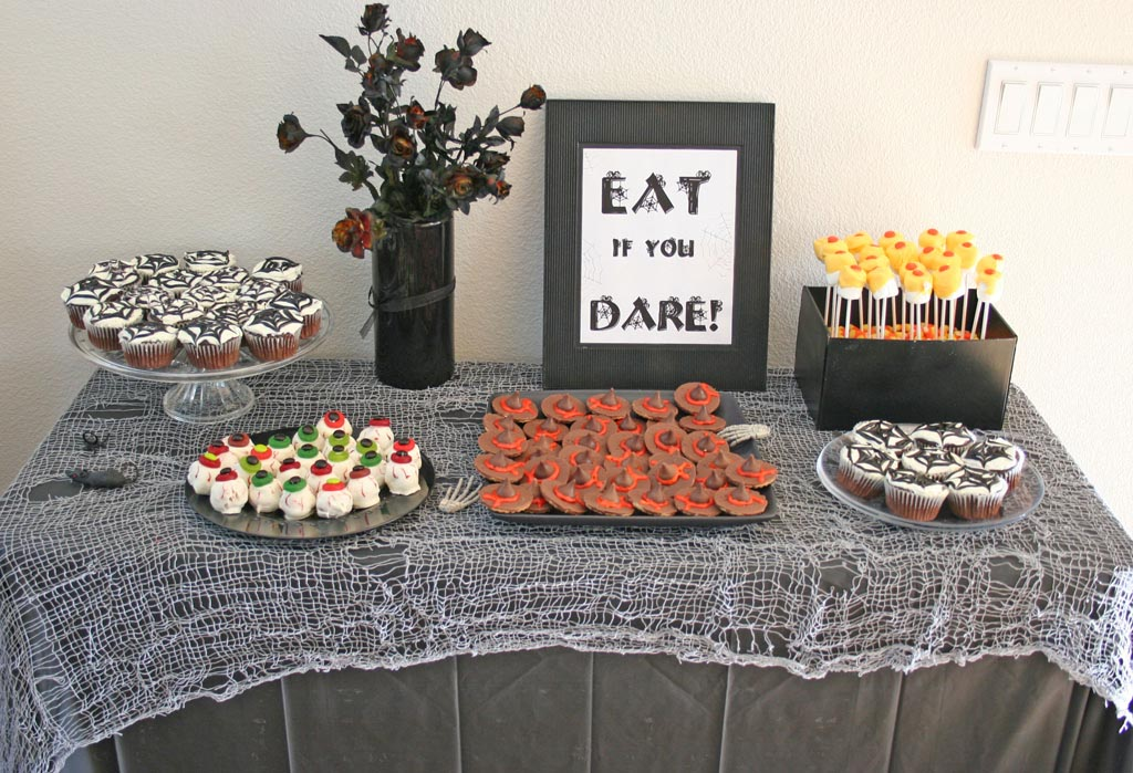 cool halloween party themes - Halloween Theme Party Ideas