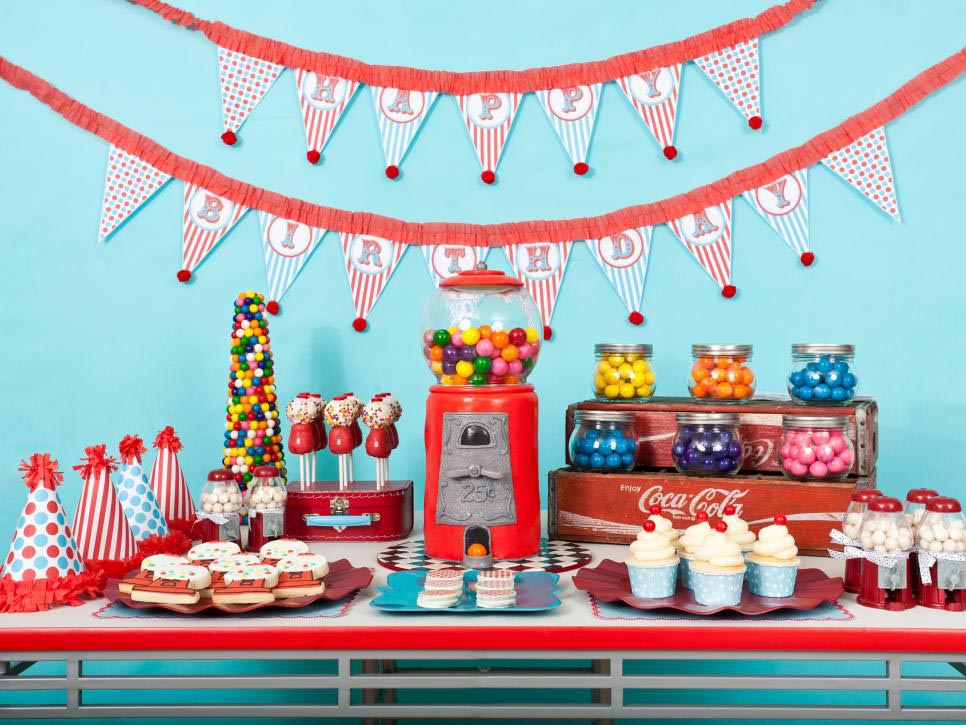 Cool Summer Party Themes