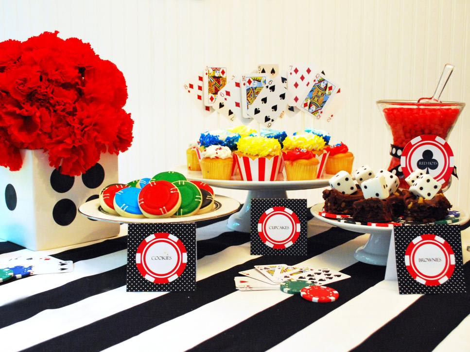 creative party themes for adults home party ideas