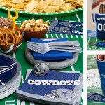 Dallas Cowboys Birthday Party Ideas