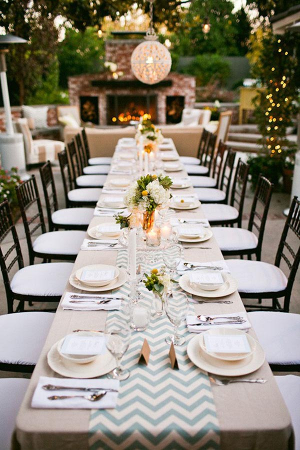 Dinner Party Themes for Summer