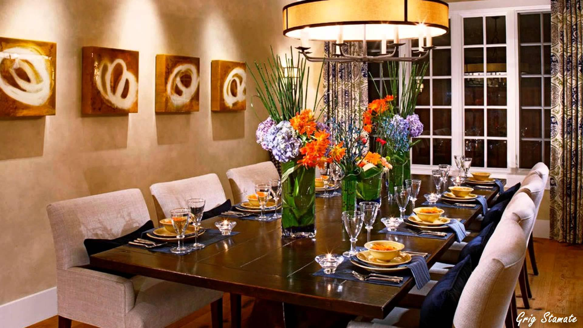 Fall Dinner Party Themes