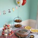 Farm Animal Themed Birthday Party
