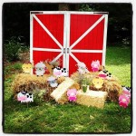 Farm Animals Birthday Party Ideas