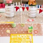 Farm Birthday Party Ideas