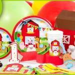 Farm Themed 1st Birthday Party