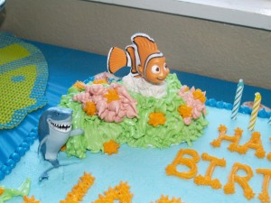 Finding Nemo Girl Birthday Party