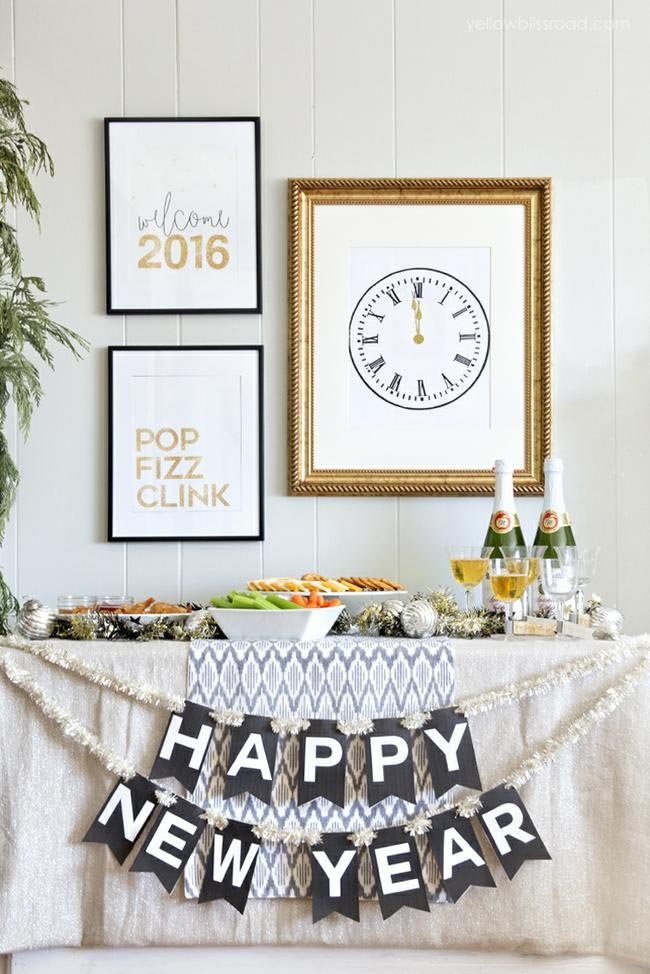 Fun New Years Eve Party Themes | Home Party Ideas