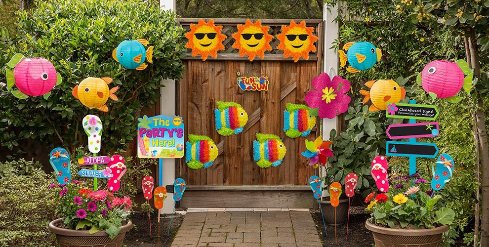 Fun Summer Party Themes Home Party Ideas