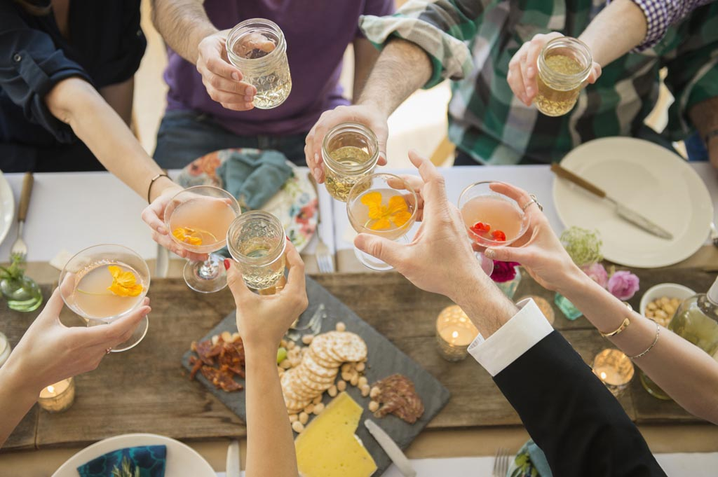 Funny Dinner Party Themes