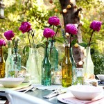 Garden Themed Retirement Party