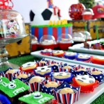 Girl Soccer Birthday Party