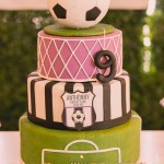 Girl Soccer Birthday Party Ideas
