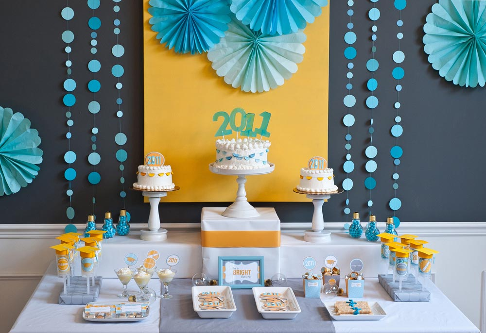 Graduation Party Theme Ideas
