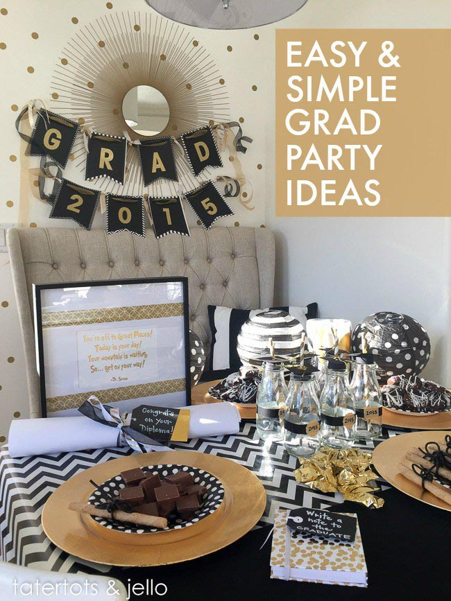 Graduation Party Themes Ideas