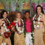 Hawaiian 50th Birthday Party Theme